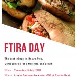Ftira Day Poster to print - 1