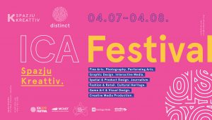 ICA Festival Generic Poster