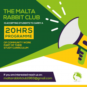 Rabbit Club - Community Work