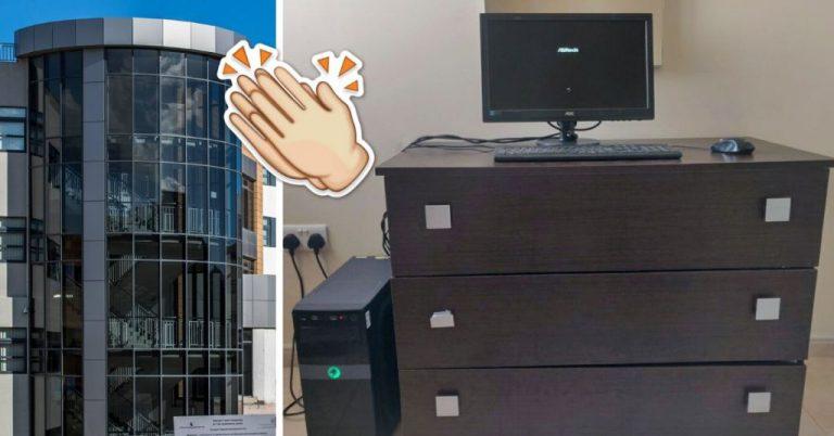 MCAST Lent me computer