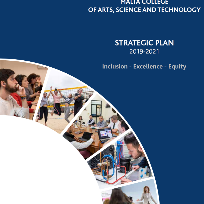 MCAST Strategic Plan 2019-2021