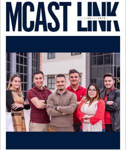 MCAST Link Magazine April 2019