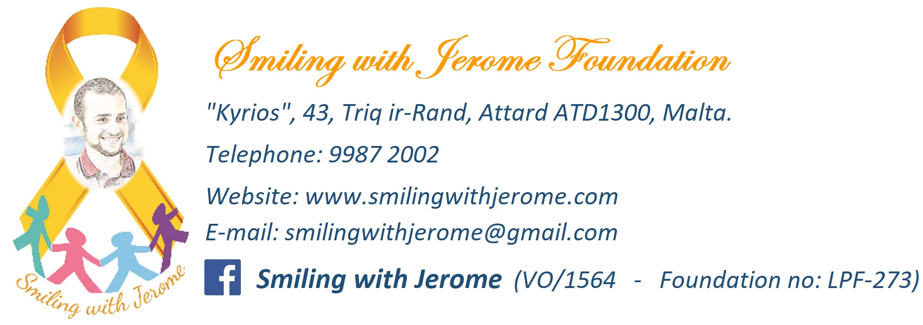 smiling with jerome